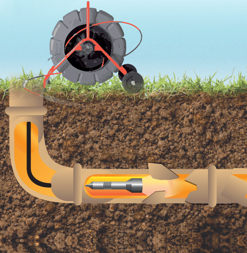 Pipe Relining Stage 5 Infographic
